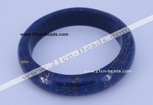 CGB210 Inner diameter 60mm fashion lapis lazuli gemstone bangle