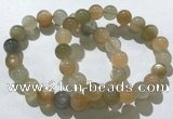 CGB4059 7.5 inches 10mm round moonstone beaded bracelets