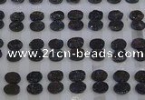 CGC163 10*14mm oval druzy quartz cabochons wholesale