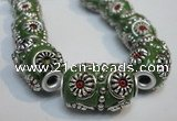 CIB297 14*22mm drum fashion Indonesia jewelry beads wholesale
