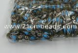 CIB573 16*60mm rice fashion Indonesia jewelry beads wholesale