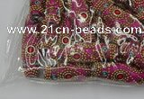 CIB680 16*60mm rice fashion Indonesia jewelry beads wholesale