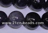 CIL26 15.5 inches 11mm round AA grade natural iolite gemstone beads