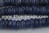 CKC501 15.5 inches 3*6mm rondelle natural Brazilian kyanite beads