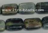 CKC52 15.5 inches 10*14mm rectangle natural kyanite beads wholesale