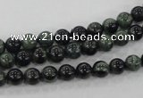 CKJ102 15.5 inches 6mm round kambaba jasper beads wholesale