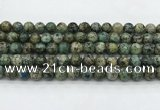 CKJ464 15.5 inches 8mm round natural k2 jasper beads wholesale