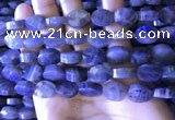 CLB1027 15.5 inches 10*14mm faceted oval labradorite gemstone beads