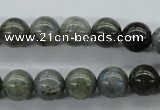 CLB129 15.5 inches 10mm round labradorite gemstone beads wholesale