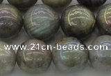CLB607 15.5 inches 18mm round AB-color labradorite beads