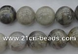 CLB711 15.5 inches 18mm round labradorite gemstone beads