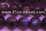 CLB804 15 inches 8mm round blue labradorite gemstone beads