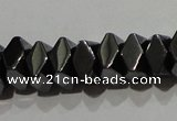 CMH170 15.5 inches 4*7mm magnetic hematite beads wholesale