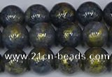 CMJ1002 15.5 inches 8mm round Mashan jade beads wholesale