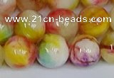 CMJ1062 15.5 inches 10mm round jade beads wholesale