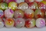CMJ1080 15.5 inches 6mm round jade beads wholesale