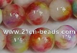 CMJ1083 15.5 inches 12mm round Persian jade beads wholesale
