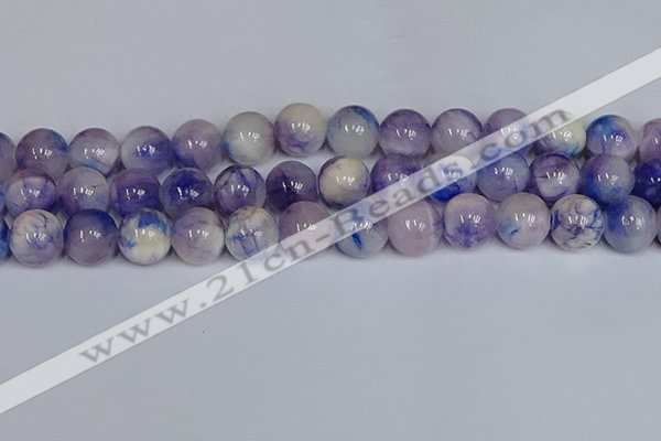CMJ1123 15.5 inches 12mm round Persian jade beads wholesale