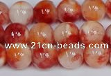 CMJ1141 15.5 inches 8mm round Persian jade beads wholesale