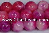 CMJ1151 15.5 inches 8mm round jade beads wholesale