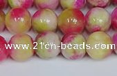 CMJ1161 15.5 inches 8mm round Persian jade beads wholesale