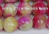 CMJ1162 15.5 inches 10mm round jade beads wholesale
