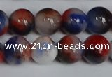 CMJ1171 15.5 inches 8mm round jade beads wholesale