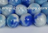 CMJ1197 15.5 inches 10mm round jade beads wholesale