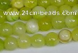 CMJ1205 15.5 inches 6mm round Persian jade beads wholesale