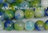 CMJ1220 15.5 inches 6mm round jade beads wholesale