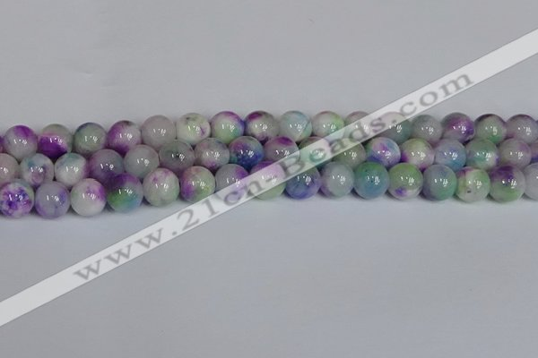 CMJ1226 15.5 inches 8mm round Persian jade beads wholesale