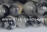 CMJ1238 15.5 inches 12mm round Persian jade beads wholesale