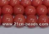 CMJ152 15.5 inches 12mm round Mashan jade beads wholesale