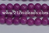 CMJ163 15.5 inches 6mm round Mashan jade beads wholesale