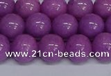 CMJ166 15.5 inches 12mm round Mashan jade beads wholesale