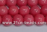 CMJ236 15.5 inches 12mm round Mashan jade beads wholesale