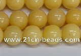 CMJ306 15.5 inches 12mm round Mashan jade beads wholesale