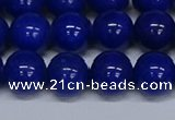 CMJ54 15.5 inches 12mm round Mashan jade beads wholesale