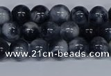 CMJ563 15.5 inches 8mm round rainbow jade beads wholesale
