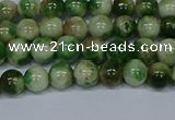CMJ702 15.5 inches 6mm round rainbow jade beads wholesale
