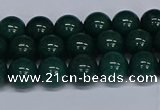 CMJ87 15.5 inches 8mm round Mashan jade beads wholesale