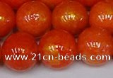 CMJ934 15.5 inches 12mm round Mashan jade beads wholesale