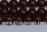 CMJ94 15.5 inches 8mm round Mashan jade beads wholesale