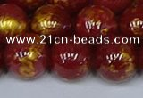 CMJ948 15.5 inches 10mm round Mashan jade beads wholesale