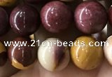 CMK332 15.5 inches 8mm round mookaite beads wholesale