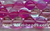 CMS1543 15.5 inches 10mm round synthetic moonstone beads wholesale