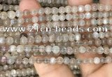 CMS1684 15.5 inches 4mm round rainbow moonstone beads wholesale