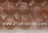 CMS1897 15.5 inches 8mm round moonstone gemstone beads