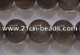 CMS860 15.5 inches 10mm round A grade natural black moonstone beads