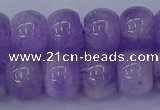 CNA712 15.5 inches 12*16mm rondelle lavender amethyst beads